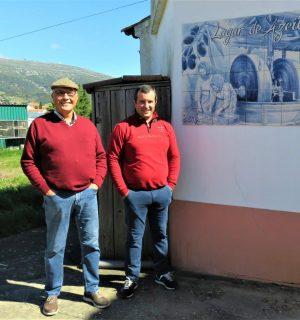 Sr Artur e Miguel Nobre
